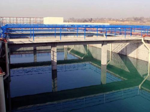富平县污水处理厂