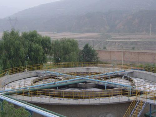 黑龙江伊春西钢污水处理厂