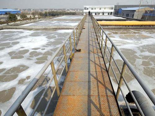 山东商河污水处理厂