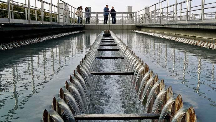 成都高新区污水处理厂